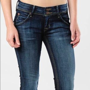 Hudson Jeans Jeans - Hudson Collin Skinny Jeans in Elm